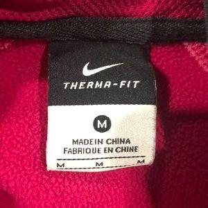 Nike Tops - Nike Therma-fit Half Zip Hooded Sweatshirt
